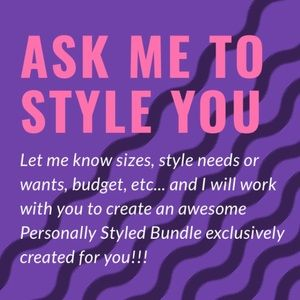 Other - FREE Personal Styling